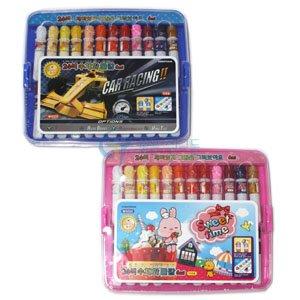 꼬마또래 8000 24색수채화그림물감/수채화물감 24색 6ml/24색그림물감