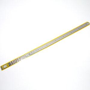 쇠자/사무용자/스틸자/커팅자 100cm