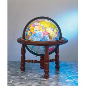 과학교재/지구본/지도/서전 지구본 SJ-26-WAZ(blue 행정)