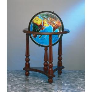 과학교재/지구본/지도/서전 지구본 SJ-32-WA(위성)