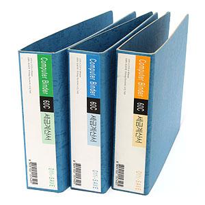 문화 컴퓨터 바인더/전산화일(4공)세금계산서철-60c