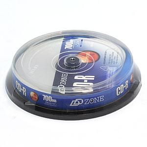 DDZONE CD-R 1x-52x 700mb 10장