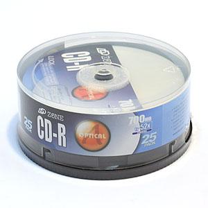 DDZONE CD-R 1x-52x 700mb 25장