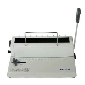 링제본기/와이어제본기 KL-T318