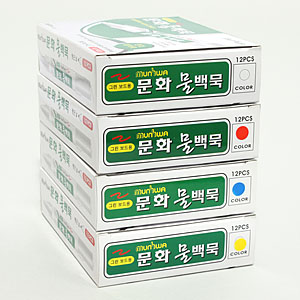 보드마카/그린보드용/물백묵 펜 12pcs