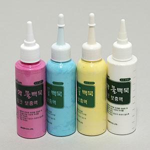 보드마카/그린보드용/물백묵 잉크보충액 1box(6병)