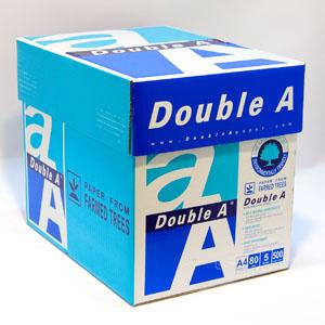 더블에이 80g 복사용지 A4 1박스(2500매)/복사지 무료배송