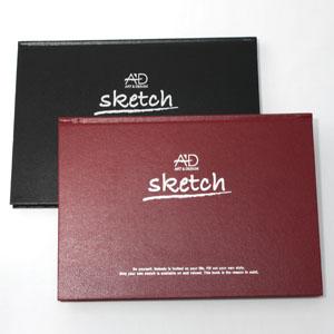 아트앤디자인/스케치북/양장제본스케치북 A4 105g