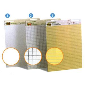 3M 포스트-잇 이젤패드 559/63.5x76.2 30매(흰색)
