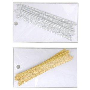 상스티카(금은색리본)/상장리본/상스티커리본 10개입(8.5cm)