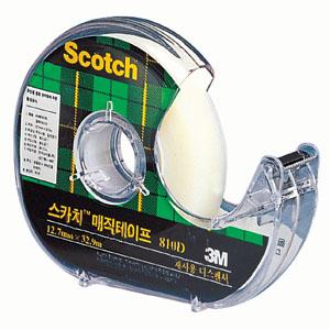 3m 스카치 매직테이프 810D 12mm x 30m
