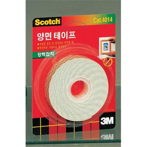 3m 스카치 강력양면테이프 2240/24mm x 4m