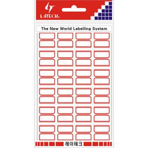 레이테크 인덱스 라벨/견출지 10-G101