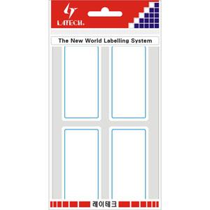 레이테크 표제용 라벨/견출지 10-G206