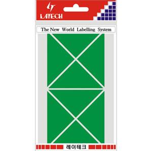 레이테크 칼라 분류용 라벨/견출지 10-C334G