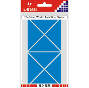 레이테크 칼라분류용 라벨/견출지 10-C334B/스티커