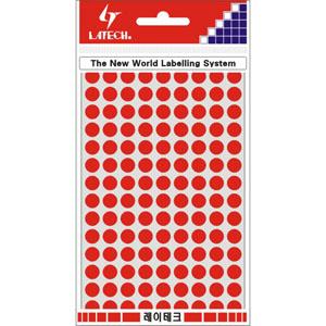 레이테크 칼라 분류용 라벨/견출지 10-C305R
