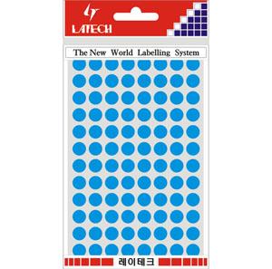 레이테크 칼라 분류용 라벨/견출지 10-C304B/스티커
