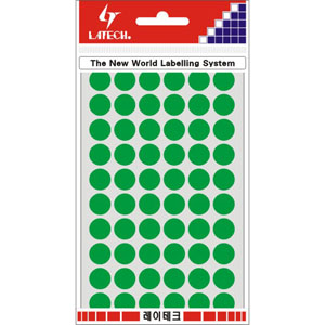 레이테크 칼라 분류용 라벨/견출지 10-C303G