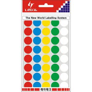 레이테크 칼라분류용 라벨/견출지 10-C302A/스티커