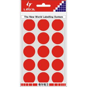 레이테크 칼라 분류용 라벨/견출지 10-C300