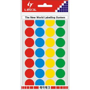 레이테크 칼라 분류용 라벨/견출지 10-C301A