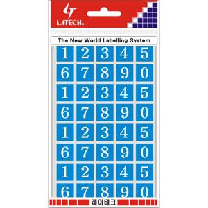 레이테크 레터링/칼라표제용 라벨/견출지 10-C418SB