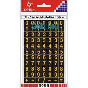 레이테크 레터링/칼라표제용 라벨/견출지 10-K417