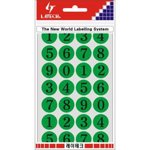 레이테크 레터링/칼라표제용 라벨/견출지 10-C411W
