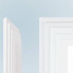 대원 백색원단 우드보드 5T(60x90xm)