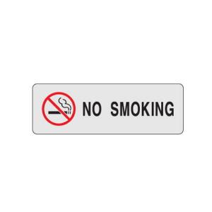 아트사인 안내/표지 아크릴 (NO SMOKING) 180*60*2mm