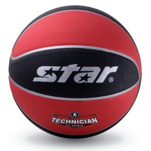 스타 농구공 테크니션(고무농구) BB8027