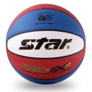 스타 농구공 점보FX9 BB427-31 (7호 실내외)