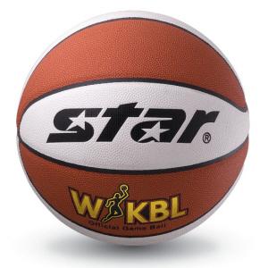 스타 농구공 WKBL-게임 BB366-25(6호)