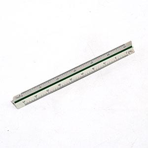 삼각스케일 15cm