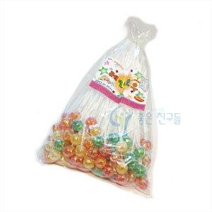 레인보우막대사탕/롱스틱부케용사탕/사탕부케만들기/막대사탕 100개입