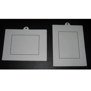 만들기재료/교육용교재/종이액자판(10개입)