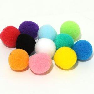 솜방울 단색 15파이/뿅뿅이 단색15파이(1000개)