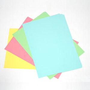 도화지/캔트지/B4 색도화지 90g 1묶음(250장)