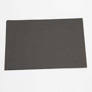 도화지/캔트지/4절 검은색도화지 180g 1묶음(125장)