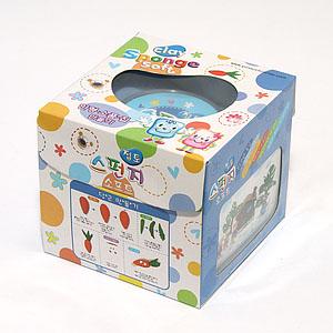클레이 스펀지 소프트 인형 소품 만들기