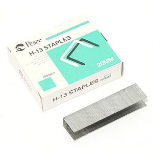 평화 강력 스테플러침 H-13 24mm (1000개)