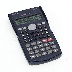 카시오 전자계산기 FX-350MS