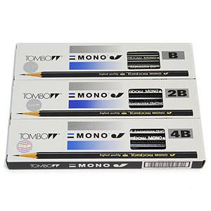 톰보우 모노 연필 2B (12개)