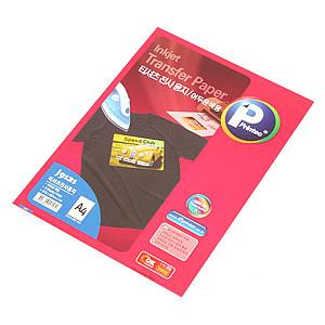 애니라벨 티셔츠전사용지-어두운색용 J9121 3매