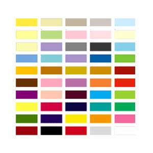 종이나라 양면디자인색상지(1-25) 4절 10매