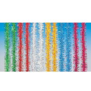크리스마스 방울모루(금색/은색/적색/초록색/남색) 130cmX10개