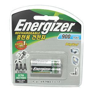 에너자이저 건전지/충전용건전지 AA/2450mAh