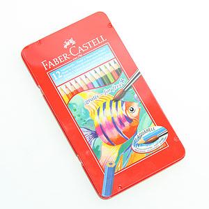 파버카스텔 수채색연필 12색