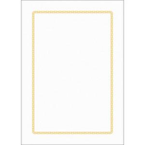 우진 테두리(선)상장/금박상장 G13 100매